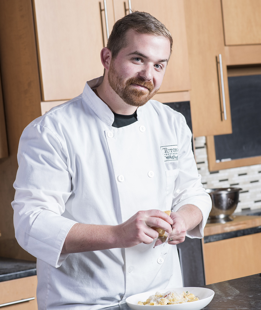 Chef Taylor Davis: Fueling the Cuisine of York, PA