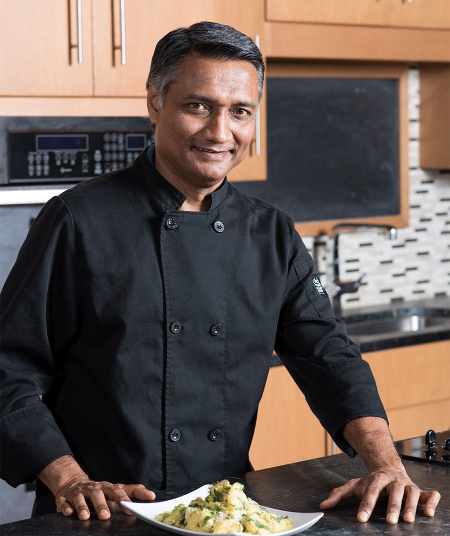 Chef Hamir Patel: Fueling the Cuisine of York, PA