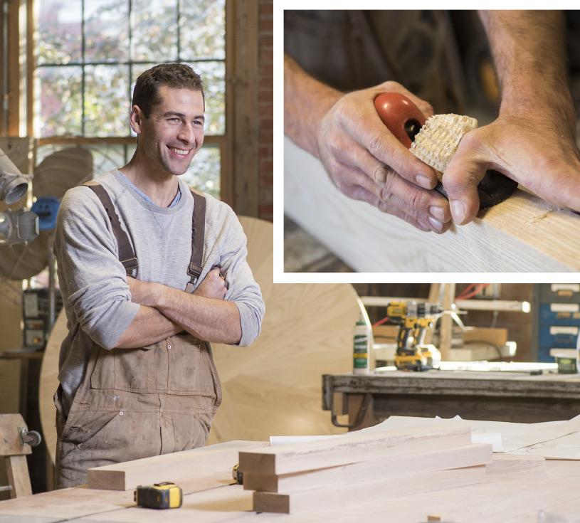 Art Function: The Craftsmanship of Matt Shober