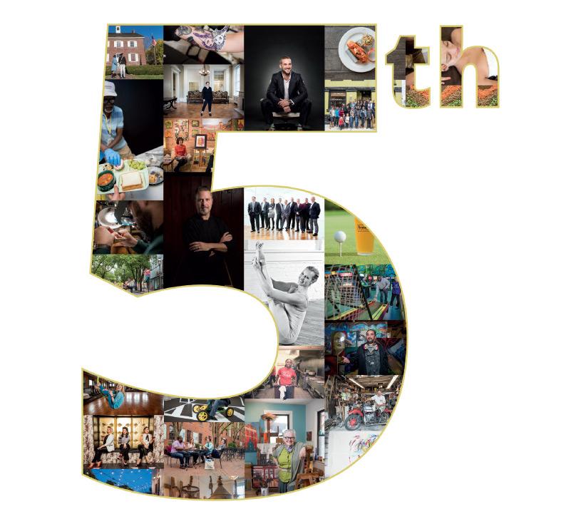 Living, Working, Celebrating: YRK's 5th Anniversary