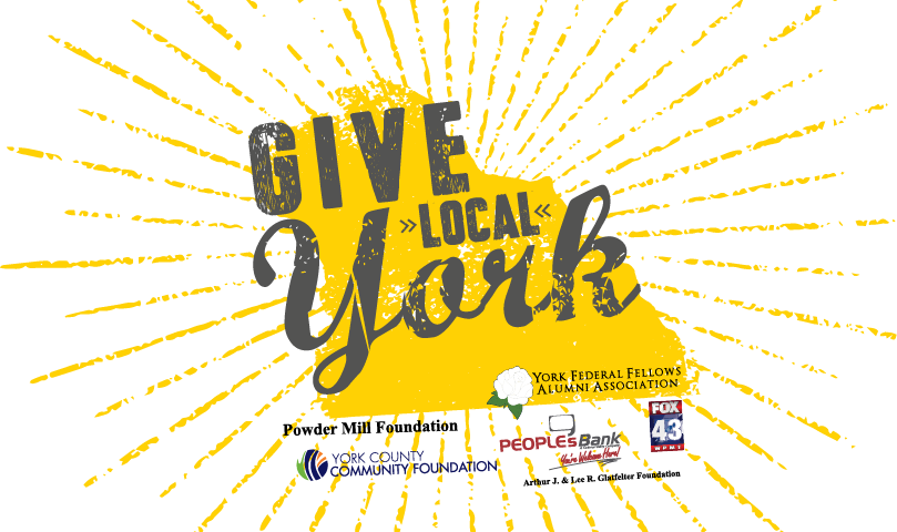 Give Back to Community When You Give Local York: Friday, May 4