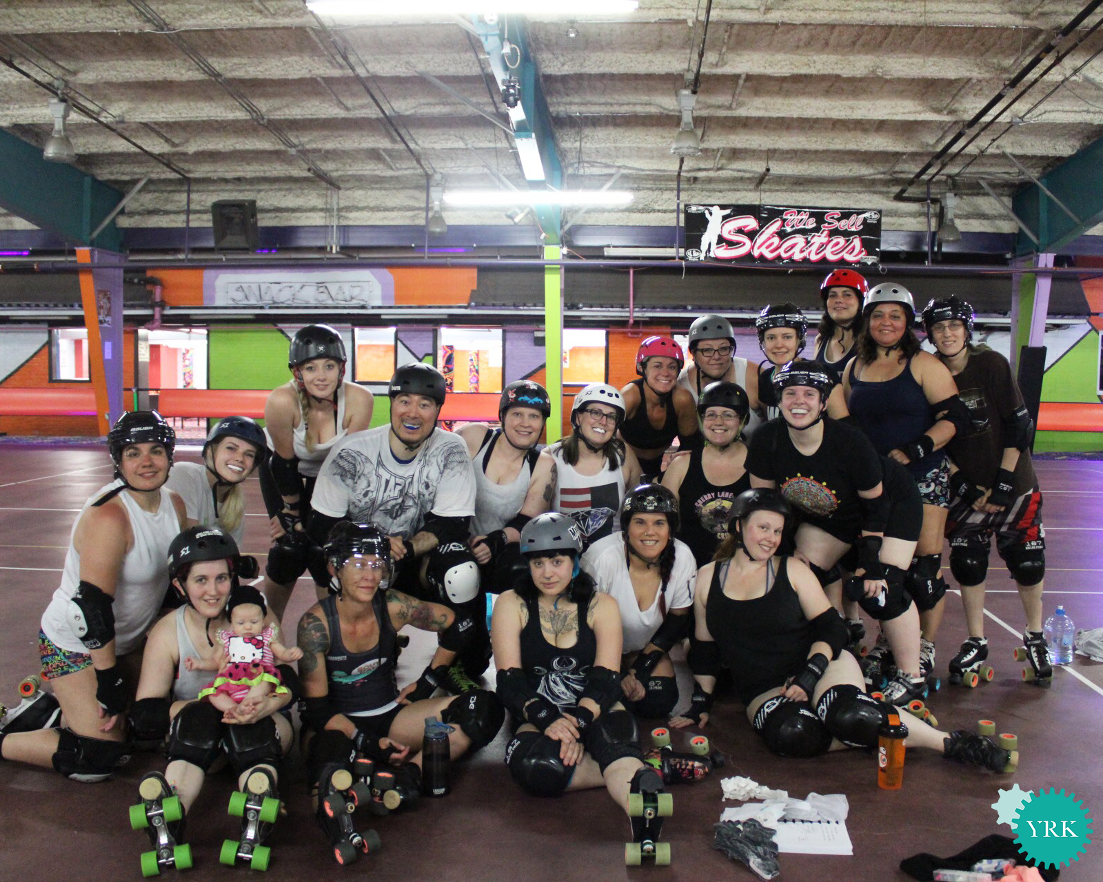 The York City Derby Dames: Not Your Grandma's Roller Derby