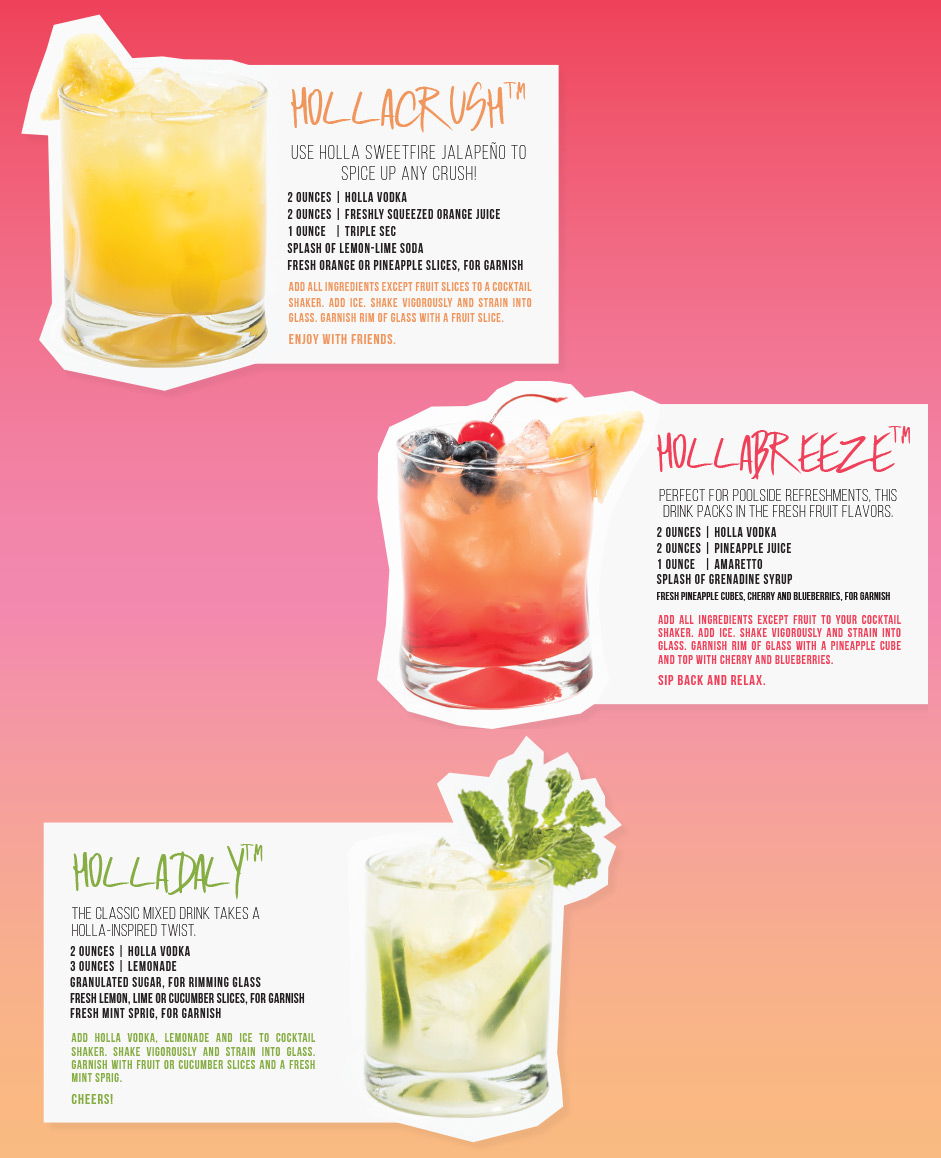 Cool Cocktails to HOLLA at This Summer - YRK Magazine