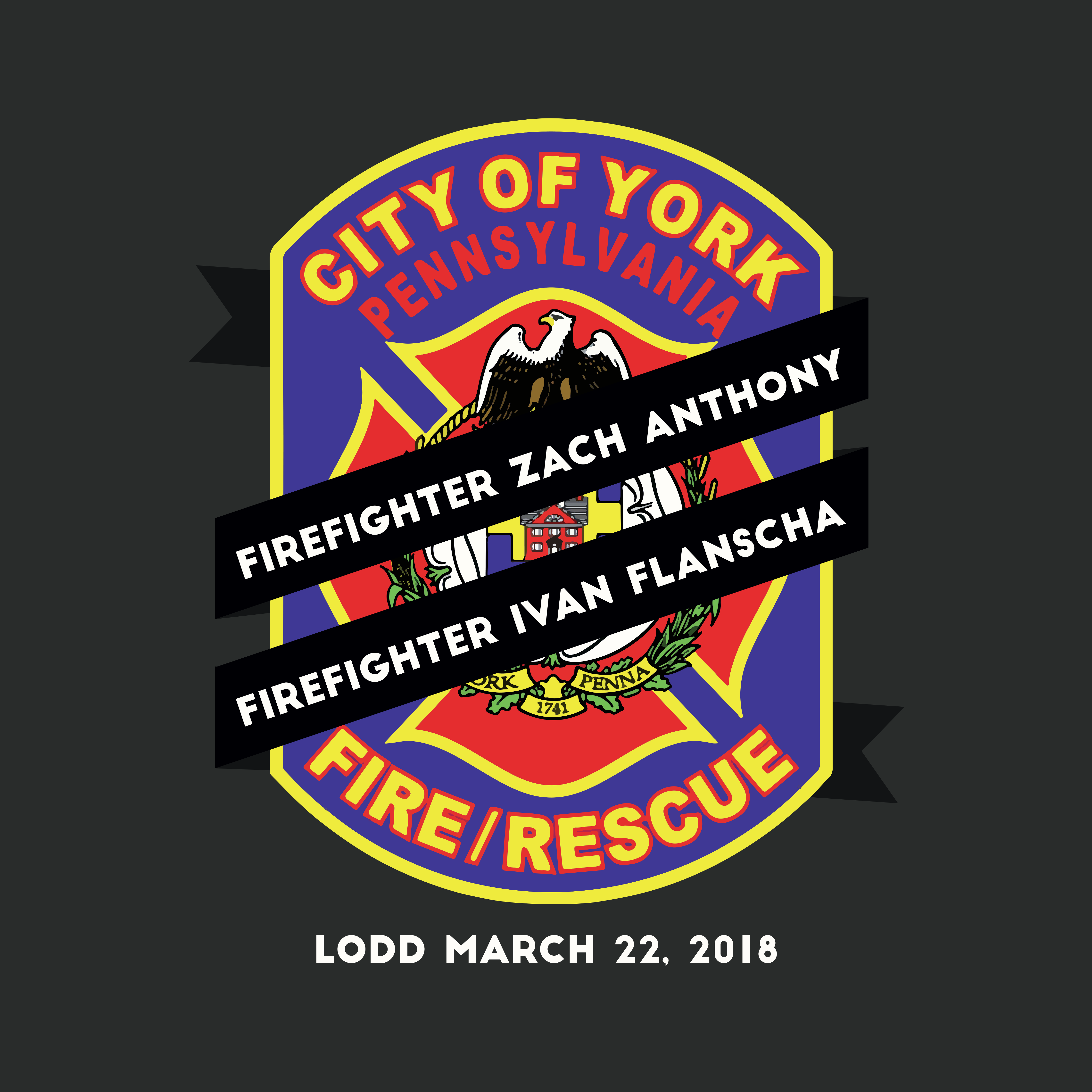 A Song for York's Heroes: Benefit Concert to Be Held for Fallen Firefighters