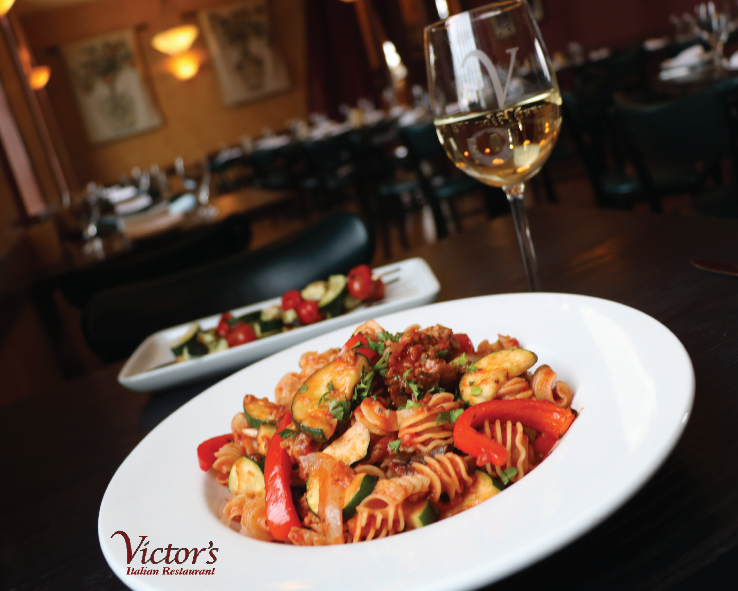 A Neighborhood Gathering Spot for 35 Years: Victor's Italian Restaurant