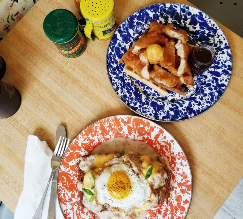 ROOST Renews Their Dining Experience, and Their Biscuits: ROOST Uncommon Kitchen